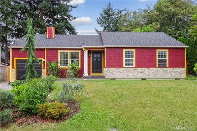 Federal Way Single Family Home For Sale: 33339 40th Ave SW