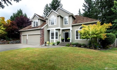 Gig Harbor Single Family Home Contingent: 4301 77th Av Ct NW