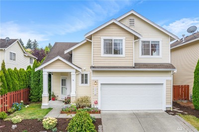 Snohomish County Condo/Townhouse For Sale: 13519 68th Dr SE