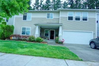 Tumwater Single Family Home For Sale: 2138 69th Ct SE