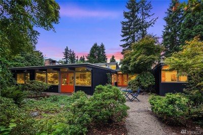Mercer Island WA Single Family Home For Sale: $1,575,000