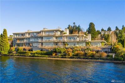 Kirkland Condo/Townhouse For Sale: 5505 Lake Washington Blvd NE #1D