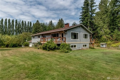 Everson , Nooksack, Sumas Single Family Home For Sale: 3420 Mack Rd
