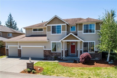 Snohomish County Single Family Home For Sale: 15008 229th Dr SE