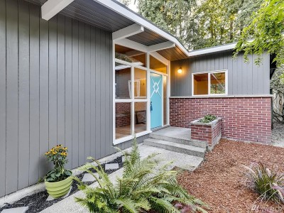 Shoreline Single Family Home For Sale: 14717 25th Ave NE