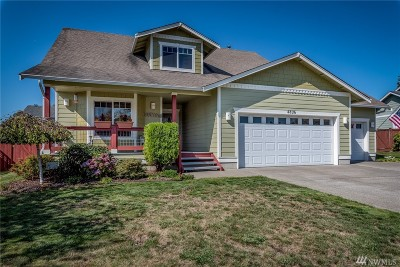 Blaine Single Family Home For Sale: 4826 Starfish Lane