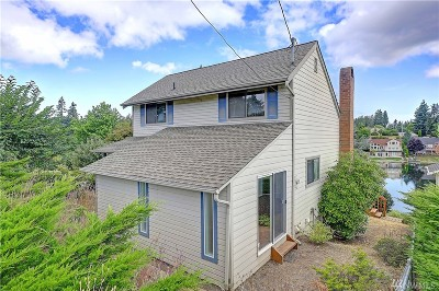 Camano Island Single Family Home For Sale: 281 Lochwood Dr.