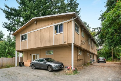 Pierce County Multi Family Home For Sale: 921 102nd St S #1-4
