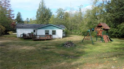Anacortes Single Family Home For Sale: 13481 Rosario Rd
