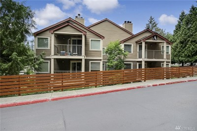 Issaquah Condo/Townhouse For Sale: 700 Front St #A102