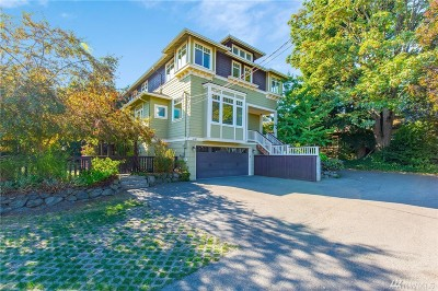 Seattle Single Family Home For Sale: 6547 54th Ave S