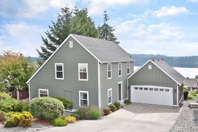 Freeland Single Family Home For Sale: 5027 Par Dr