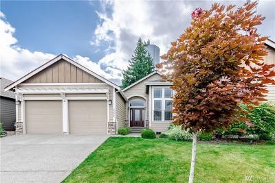Olympia Single Family Home For Sale: 3274 Vista Verde Lane SW