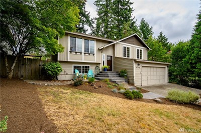 Redmond Single Family Home For Sale: 16205 NE 107th Ct