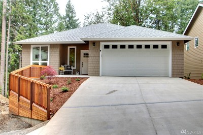Bellingham WA Single Family Home For Sale: $449,900