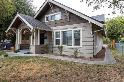 Tacoma WA Single Family Home For Sale: $350,000