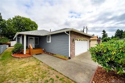 Tacoma WA Single Family Home For Sale: $280,000