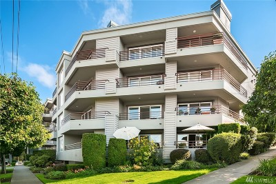 King County Condo/Townhouse For Sale: 3100 Fairview Ave E #408