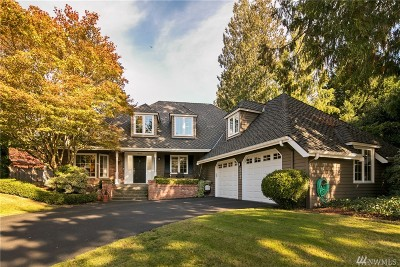 Sammamish Single Family Home For Sale: 20530 NE 34th Place