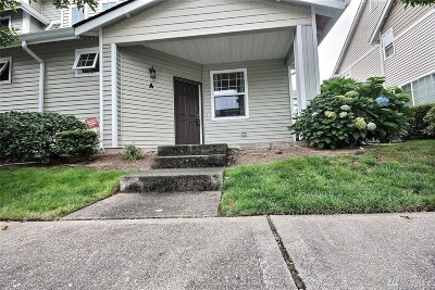 Auburn Condo/Townhouse For Sale: 1133 63rd St SE #A