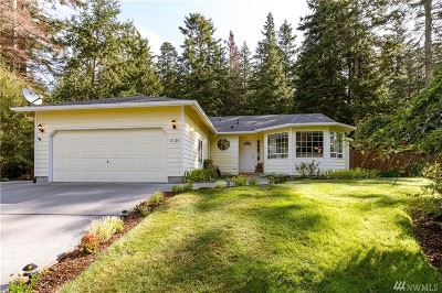 Single Family Home For Sale: 2138 Viewcrest Place
