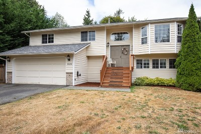Marysville Single Family Home For Sale: 6420 72nd Dr NE
