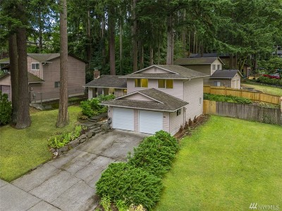 Mountlake Terrace Single Family Home For Sale: 3601 224th Place SW