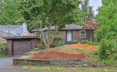 Seattle Single Family Home For Sale: 10803 26th Ave S