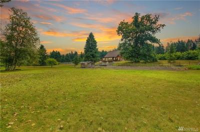 Auburn Single Family Home For Sale: 17662 SE Auburn-Black Diamond Rd