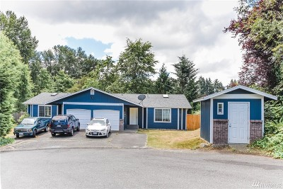 Puyallup Multi Family Home For Sale: 11620 112th Ave E