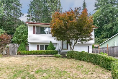 Snohomish Single Family Home For Sale: 5614 123rd Ave SE