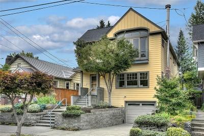 Seattle Single Family Home For Sale: 2412 E Miller St