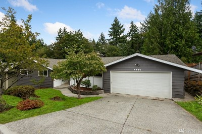 Bellevue Single Family Home For Sale: 5804 129th Ave SE
