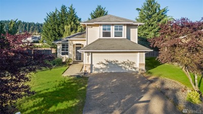 Orting Single Family Home For Sale: 201 Callendar Ct NW