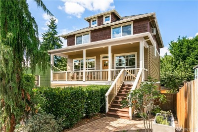 Seattle Single Family Home For Sale: 5625 40th Ave NE