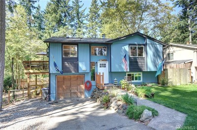 Port Orchard Single Family Home For Sale: 3683 SE Ardenwald Place
