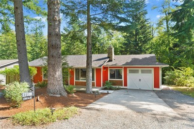 North Bend WA Single Family Home For Sale: $400,000