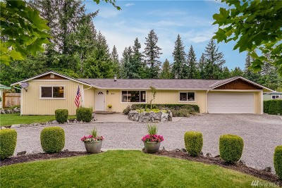Snohomish Single Family Home For Sale: 12115 57th Place SE