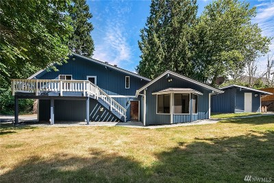 Redmond Single Family Home For Sale: 4525 162nd Ave NE