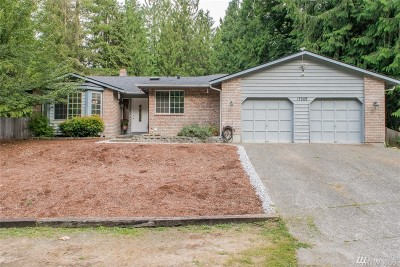 Snohomish Single Family Home For Sale: 17909 121st St SE