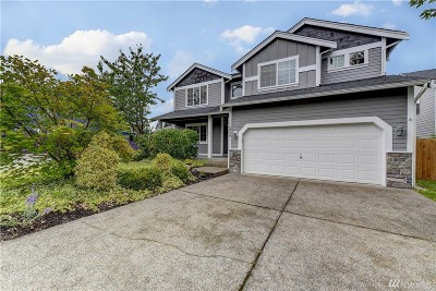 Renton Single Family Home For Sale: 254 Yakima Ave SE