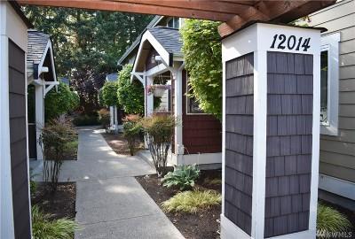Puyallup Condo/Townhouse For Sale: 12014 113 Av Ct E #20