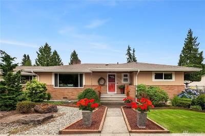 Renton Single Family Home For Sale: 3909 SE 11 St