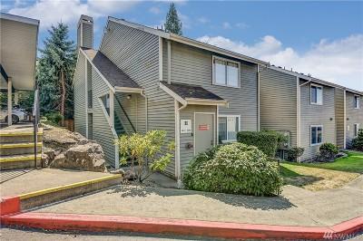 Renton Condo/Townhouse For Sale: 1626 Grant Ave S #E101