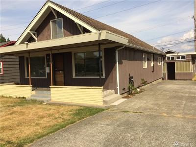 Everett Single Family Home For Sale: 1709 Walnut St