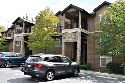 Bothell Condo/Townhouse For Sale: 18930 Bothell-Everett Highway #G-104