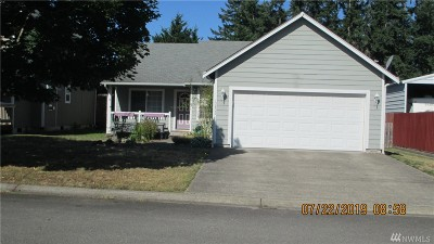 Yelm Single Family Home For Sale: 15809 90th Ave SE