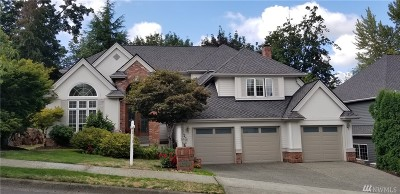 Bellevue Single Family Home For Sale: 5573 175th Place SE