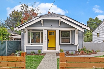 Seattle Single Family Home For Sale: 9020 12th Ave SW