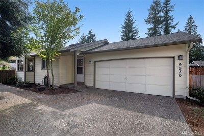 Marysville Single Family Home For Sale: 9530 50th Ave NE